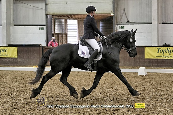 BRC Dressage to Music Champs 2020 - FRIDAY